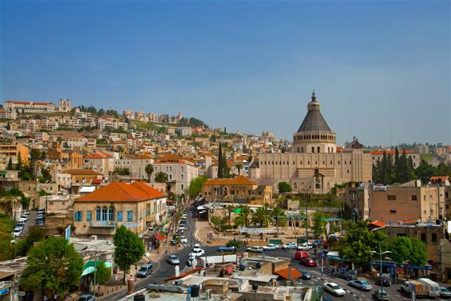 nazaret - Израиль для каждого